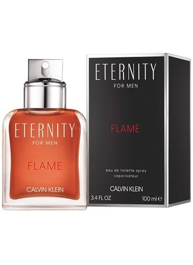 Calvin Klein Eternity Flame EDT 100 ml Erkek Parfüm Renksiz